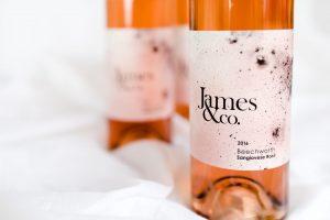 James & Co Rose