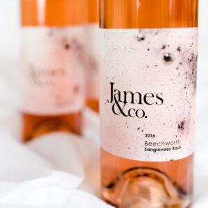 1 x 2016 Sangiovese Rosé