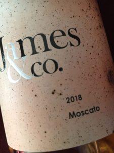 2018 Moscato